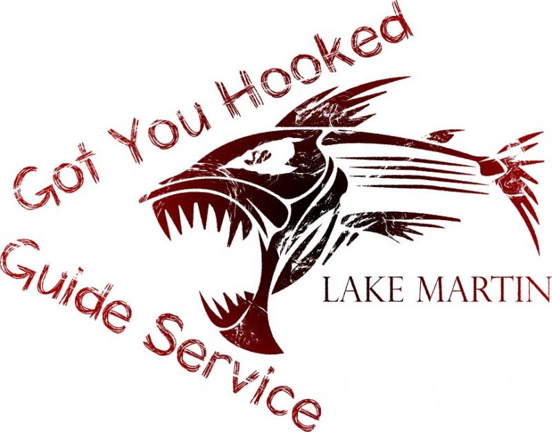 Got You Hooked Striped Bass Guide Service - Lake Martin, AL