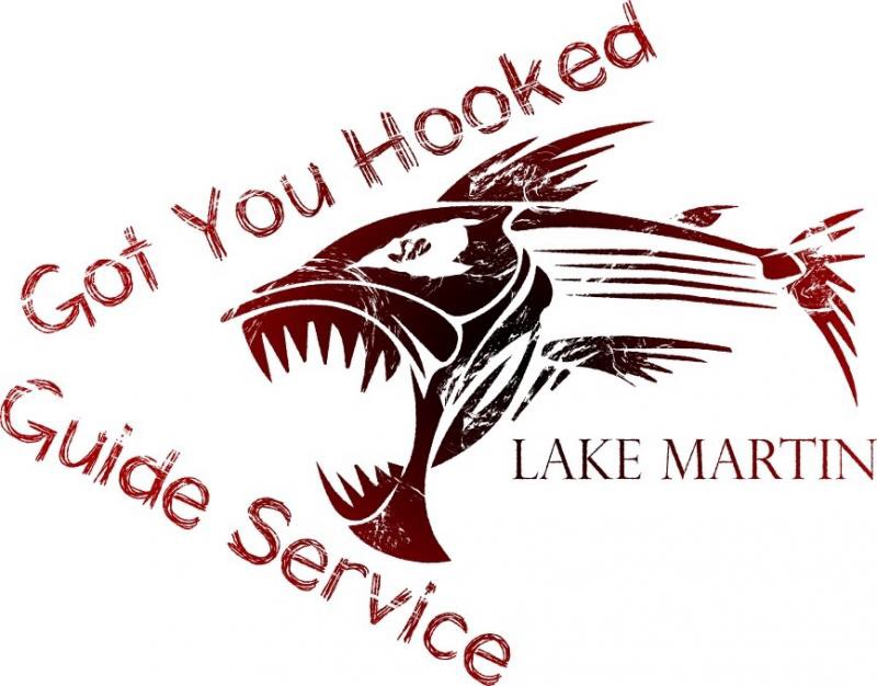 Got You Hooked Guide Service - Located at Bay Pines Marina on Lake Martin