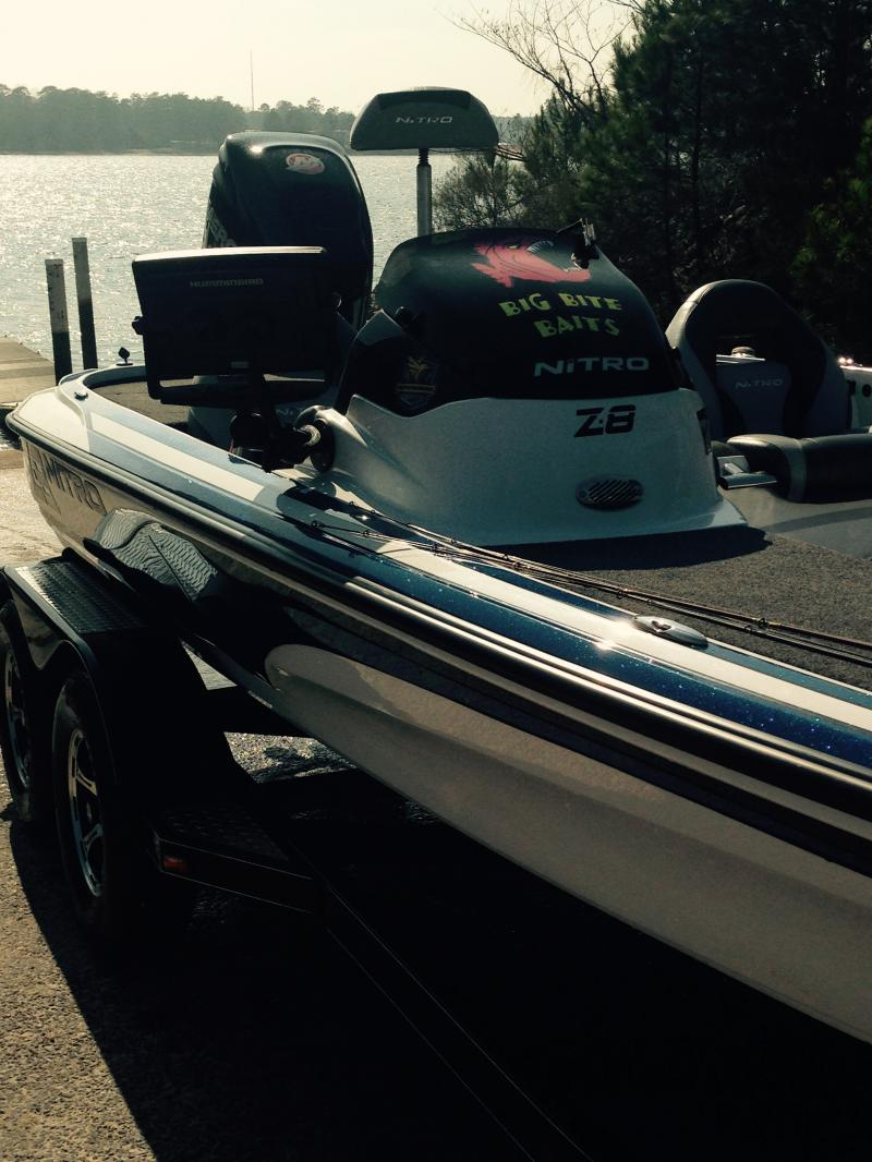 Got You Hooked - Chad Miller's Boat, Lake Martin